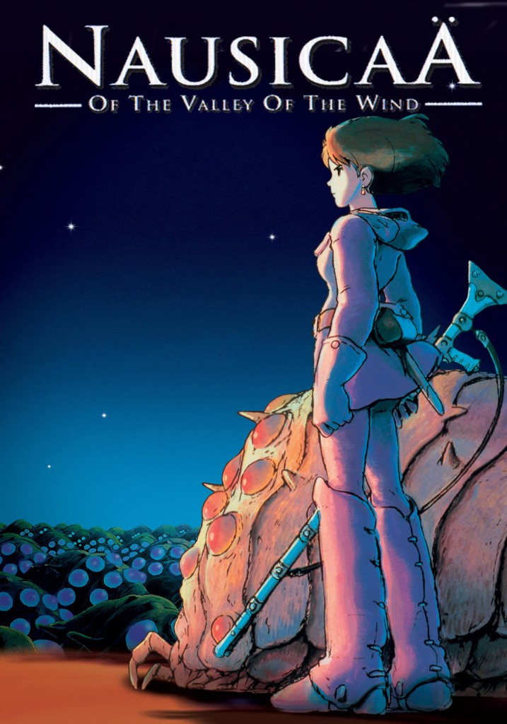 nausicaa of the valley wind ending relationship