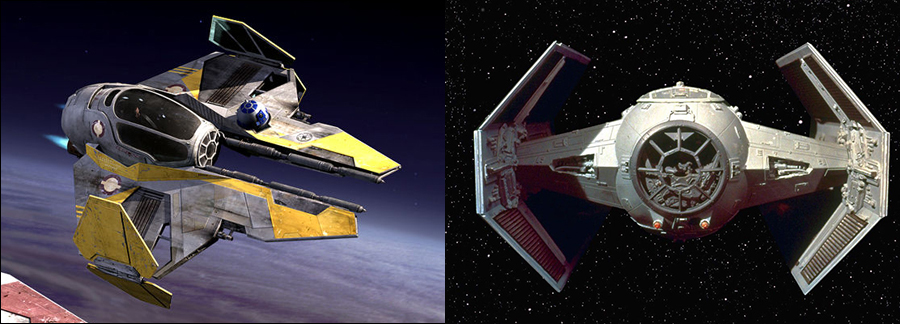 15-Starfighter comparison