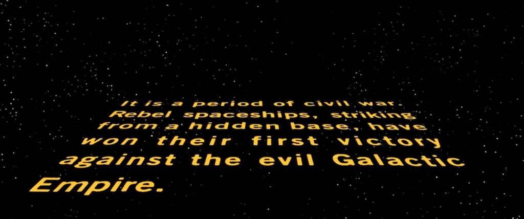 3-A New Hope opening crawl