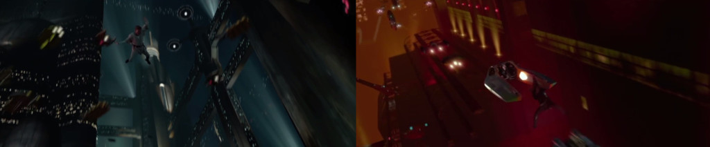 7-Color-coded Coruscant exteriors