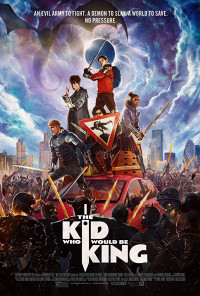 Kid Who Would be King_Poster