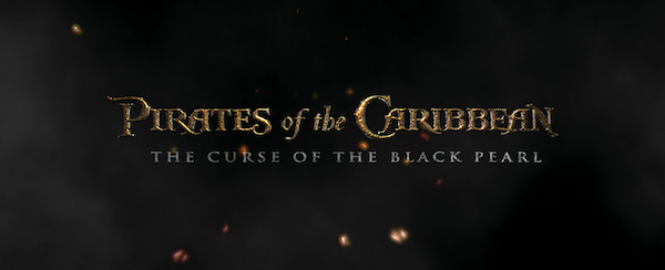 potc 2 - curse of the black pearl