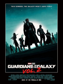 guardians vol 2 - poster