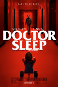 Dr. Sleep Theatrical Poster Warner Bros. Pictures